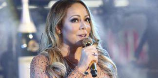 Mariah Carey Apes, Konser Pergantian Tahun Kacau Balau