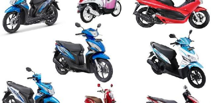 automatic scooters lead honda motorcycle sale in 2016