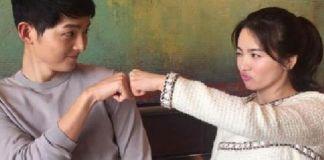 Heboh! Song Hye Kyo dan Song Joong Ki Bakal Nikah?