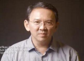 Klarifikasi dan Permintaan Maaf Ahok kepada Ketua MUI Ma'ruf Amin
