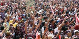 Di Konser Gue 2, Megawati: Insya Allah Anda Berdua Menang