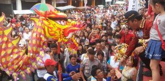 Perayaan Cap Go Meh di Padang Berlangsung Turun Temurun