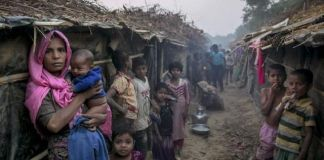 Kapal Bantuan Malaysia untuk Rohingya Tiba di Bangladesh