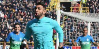 Bintang Inter Ini Traktir Seluruh Tim Usai Cetak Gol Debut