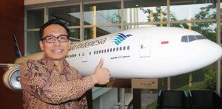 Garuda Diminta Jajaki Penerbangan ke Bandara Dekat Toraja