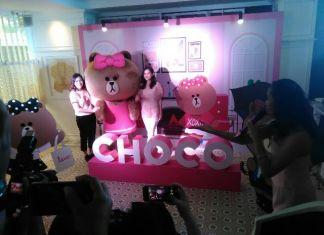 Mulai Hari Ini, LINE Luncurkan Stiker 'Choco' Gratis!