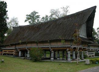 Inilah Rumah Tradisional Simalungun