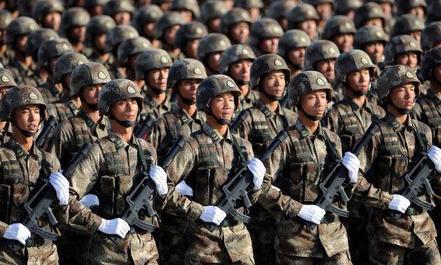 346 ilustrasi  pasukan bela diri jepang jakarta greater - Kekuatan Militer Indonesia Diakui Dunia