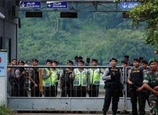 Tujuh Napi Kasus Terorisme Dipindah dari Nusakambangan ke Lapas Sentul