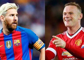 Di Tiongkok Rooney Lebih Populer Ketimbang Messi