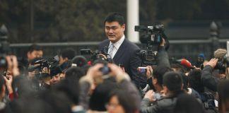 Legenda NBA Terpilih Jadi Presiden Asosiasi Bola Basket Tiongkok