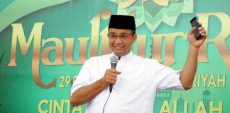 Anies Baswedan: Survei Membuktikan Warga Jakarta Ingin Gubernur Baru