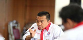 Maluku Harapkan Bantuan Kemenpora Bangun Gelora Kieraha