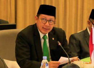 Menteri Lukman: Jangan Sampai Agama Malah Dipolitisasi