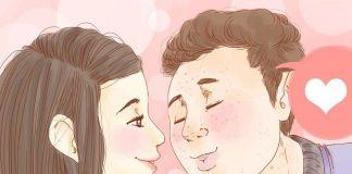Ini Gaya Ciuman yang Sering Dianggap Salah