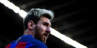 Atletico Madrid Berniat Labuhkan Lionel Messi