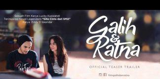 Film Legendaris Galih dan Ratna Mulai Tayang 9 Maret 2017