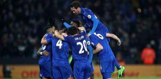 Akhirnya, Leicester Bikin Gol dan Raih Kemenangan
