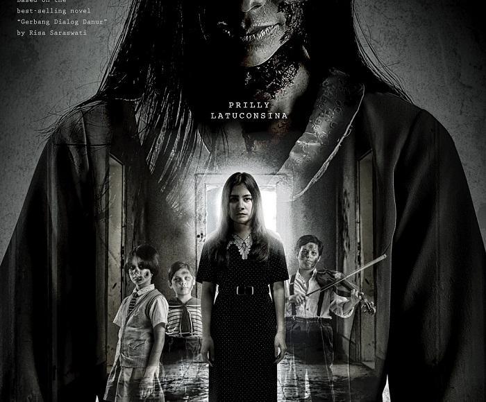 Peter Cs Ngamuk, Poster Ke-2 'Danur; I Can See Ghosts' D...