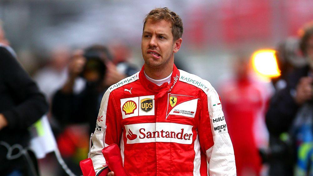 Pebalap tim Ferrari Sebastian Vettel.(dok.F1) dd2eb9aa30