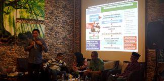 Warga Harjamukti Depok Tuntut Stop Proyek Chairul Tanjung