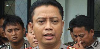 Teroris Berinisial SM Ditangkap Polres Metro Bekasi