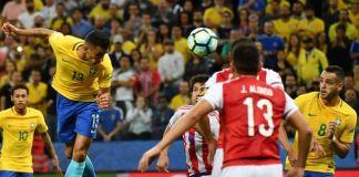 Uruguay Kalah, Brasil Lolos ke Putaran Final Piala Dunia 2018