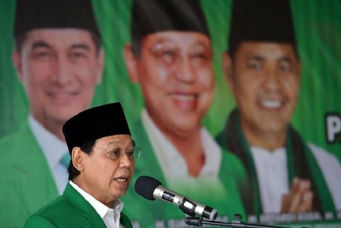 Ketua Umum PPP Wallpaper: PPP Versi Djan Faridz Putuskan Dukung Jokowi Di Pilpres 2019