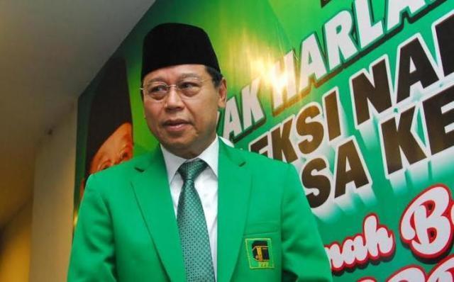 Ketua Ppp Photo: Djan Faridz Bantah Lakukan Politik Uang