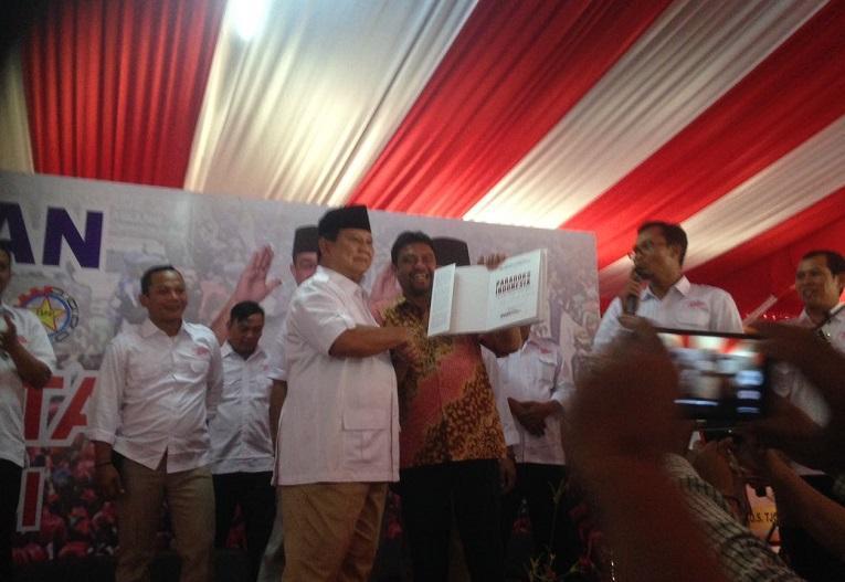 Sejumlah Tokoh Temui Prabowo Subianto, Ada Apa?