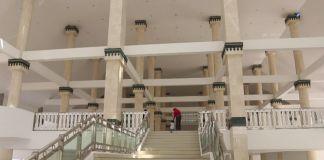 Masjid Raya KH Hasyim Asy'ari Telah Diresmikan