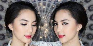 Cantik dengan Makeup di Hari Kartini