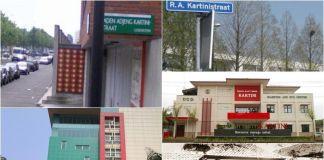 Nama Kartini Diabadikan untuk Jalan di Luar Negeri