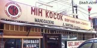 Mi Kuah dan Irisan Kikil Sapi yang Kerap Membuat Kangen