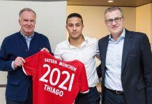 Mantan Bintang Barca Tetap Setia Bersama Bayern
