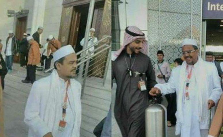 Habib Rizieq Sebut Kunjungan ke Arab Atas Undangan Raja ...