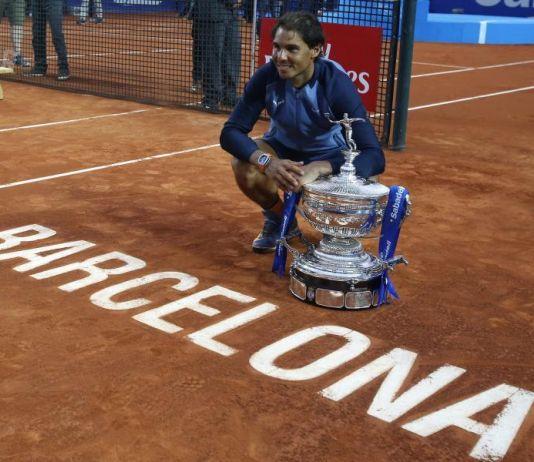 Juara Barcelona Terbuka 2017, Nadal Toreh Rekor