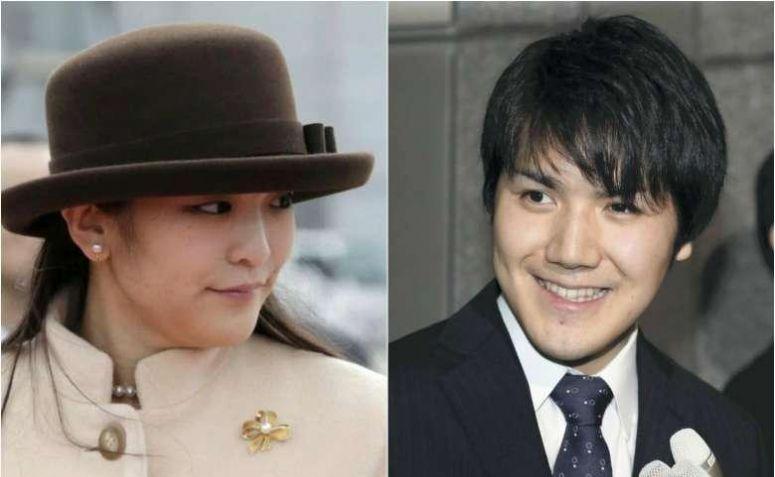 Cucu Kaisar Jepang Putri Mako Akan Menikah, Warga Berdebat,... Netralnews.com775 × 477Search by image Putri Mako (kiri) akan menikahi teman sekelas universitasnya Kei Komuro pada 2018. (