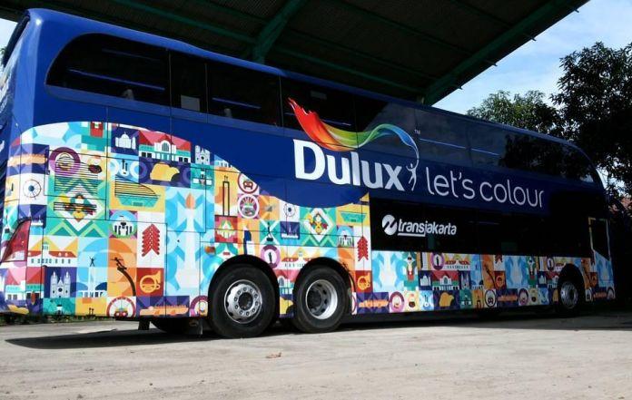 Bus City Tour Jakarta