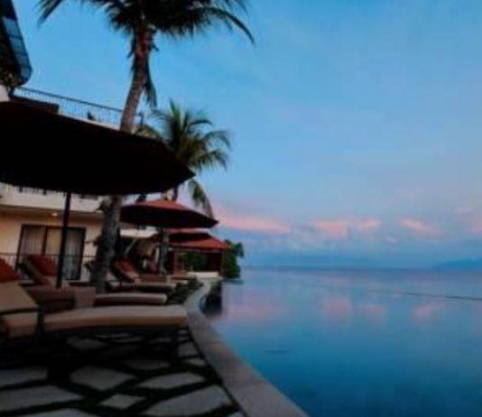 Menikmati Eksotisme Laut Maumere dari CAPA Resort