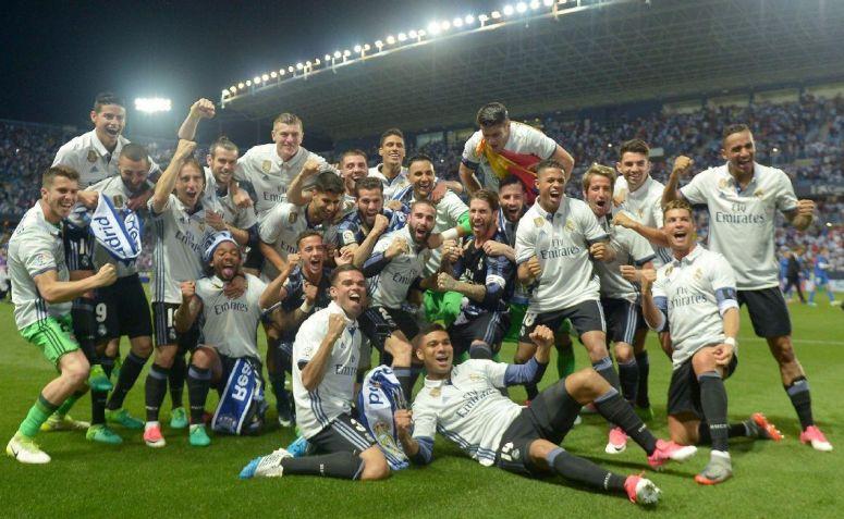 Alasan Madrid Untuk Dapat Menjaga Gelar La Liga