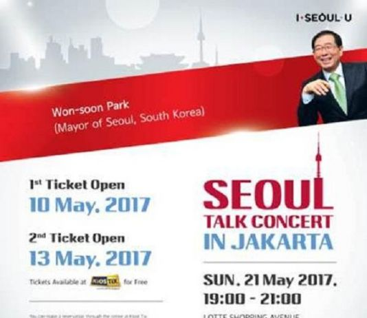 Demi Pariwisata, Bintang Pop Korea-Indonesia Jalin Kerjasama