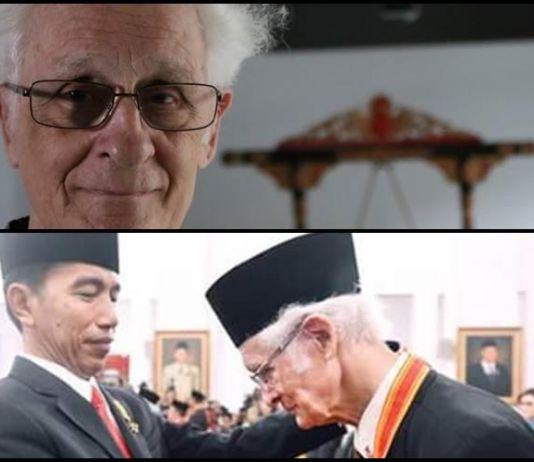 'Kiai Katolik' Franz Magnis Suseno di Usia 81 Tahun