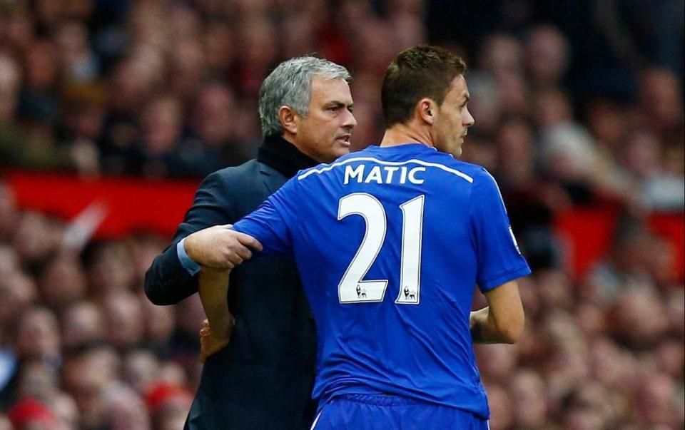 Matic Menyatakan Berat Bermain Di Bawah Pimpinan Mourinho