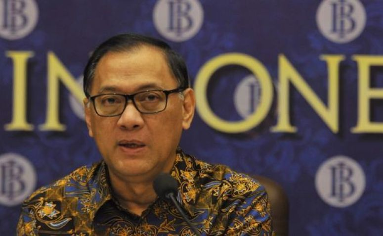 Gubernur Bank Indonesia Agus Martowardjojo