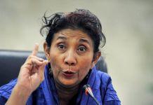 Menteri Susi: Nilai Ekspor Ikan Nasional Naik 23 Persen dari Tahun 2015