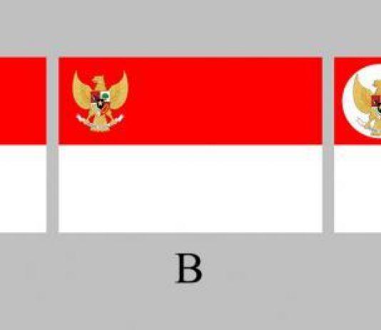 Hari Bendera dan Usulan Merah Putih Berlogo Garuda Pancasila