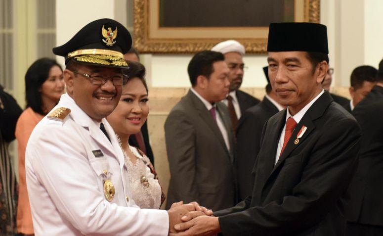 Image result for djarot jadi gubernur