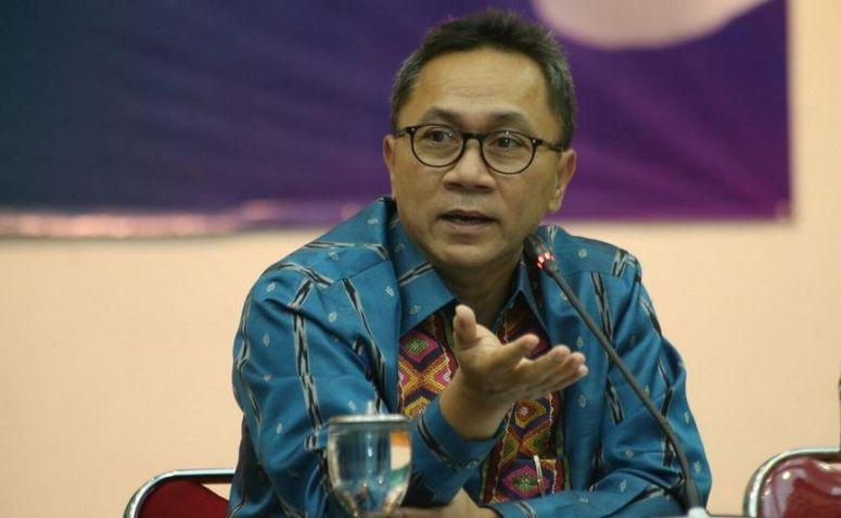 Ketua Umum Partai Amanat Nasional (PAN), Zulkifli Hasan.