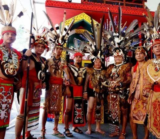 Rangkaian Perayaan Gawai Adat Dayak Dinilai Sukses
